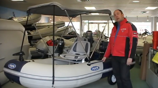 Accessorizing Inflatable Boats Video Thumb