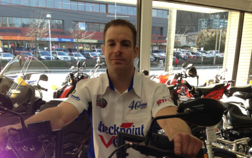 JP Beaudreault: Motorsports Technician Port Moody Store Photo