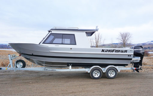KingFisher 2425 Escape HT