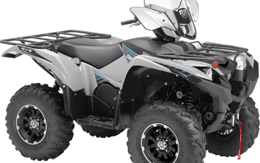 2020 Yamaha Grizzly 700 LE EPS