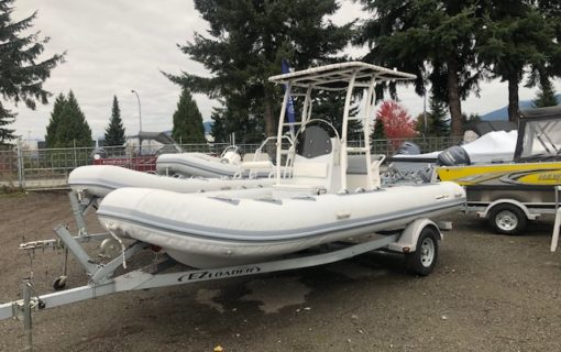 2019 Pacific Wave PW560 w/ Yamaha F90LB