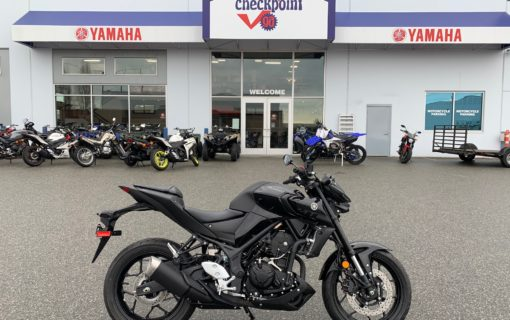 2020 Yamaha MT-03ABS