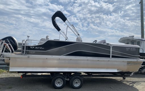 2019 V324SE G3 PONTOON WITH YAMAHA VF175 DEMO