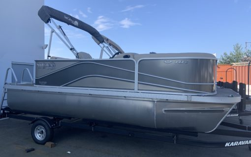 2019 G3 V18 Cruise Pontoon W/ F50LB