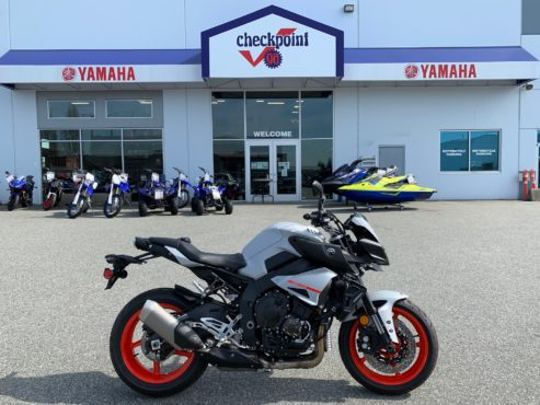 2020 Yamaha MT10 ABS