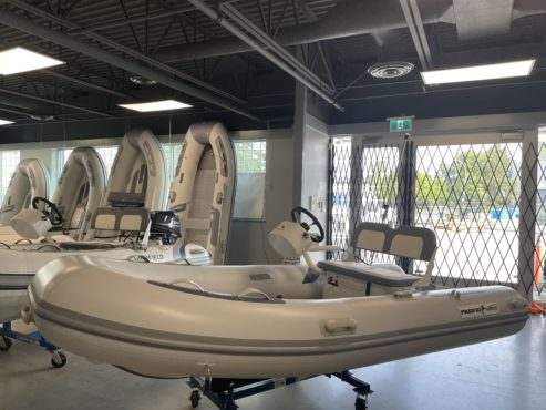2021 Pacific Wave PW360 with Yamaha F20SWPB